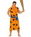 Fred holbewoner kostuum voor volwassenen