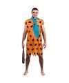 Fred kostuum met stropdas voor heren