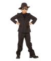 Gangster kostuum voor kids