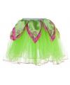 Groen roze tutu rokje voor meiden
