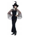Halloween diva heksen jurk