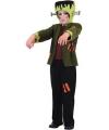 Halloween frankenstein kostuum voor kinderen