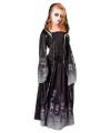 Halloween gothic zombie jurk voor kinderen