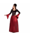 Halloween halloween dracula gravin jurk voor dames