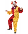 Halloween horror clown kostuum