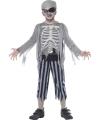 Halloween jongens spook piraat kostuum