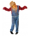 Halloween lachende vogelverschrikker kostuum