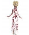 Halloween prom queen zombie kostuum