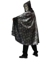 Halloween spinnenweb cape voor volwassenen