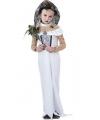 Halloween zombie bruid kostuum voor meisjes