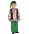 Hippie kostuum voor peuters