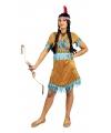 Indianen jurkje voor dames