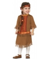 Indianen jurkje voor peuters