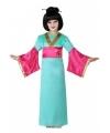 Japanse geisha kostuum voor meisjes