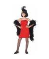 Jaren 20 flapper kostuum voor meisjes
