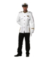 Kapitein kostuum voor heren