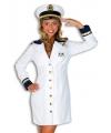 Luxe kapiteins jurkje voor dames