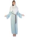 Maagd maria kerst kostuum voor dames
