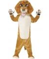 Madagascar leeuw kostuum voor kinderen