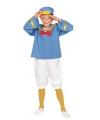 Matrozen eend kostuum voor kinderen