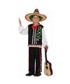 Mexicaanse senor kostuum voor jongens