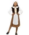 Middeleeuws boerenjurkje voor meisjes