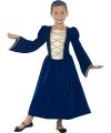 Middeleeuws prinses jurkje voor meisjes