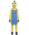 Mini meisje kostuum