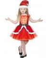 Miss santa kerstjurkje voor meisjes