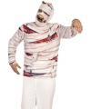 Mummie verkleed shirt voor heren