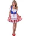 Oktoberfest dirndl hollands meisje
