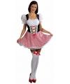 Oktoberfest luxe tiroler jurkje heidi