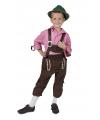 Oktoberfest tiroler lederhose voor kinderen