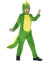 Onesie krokodil voor kids