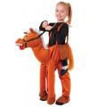 Paarden stap in kostuum voor kids