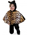 Peuter poncho tijger