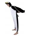 Pinguin dierenkostuum voor heren