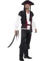 Piraten kostuum sparrow voor heren