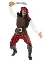 Piraten ship mate kostuum