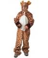 Pluche giraffe pak voor kinderen
