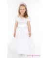 Prinses jurkje wit