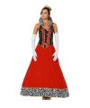 Prinsessen jurk voor vrouwen