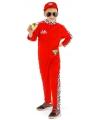 Race kostuum voor kinderen