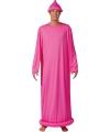 Roze condoom kostuum