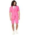 Roze zomer kostuum