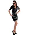 Sexy fbi politie kostuum voor dames