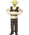 Shrek kostuum voor jongens