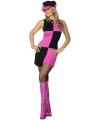 Sixties jurk voor dames