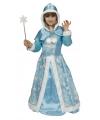 Sneeuwprinses jurk
