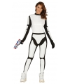 Space trooper kostuum voor dames